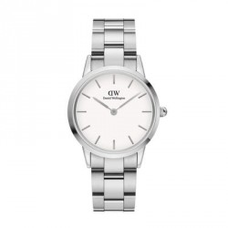 DANIEL WELLINGTON ICONIC LINK silver stainless steel DW00100205
