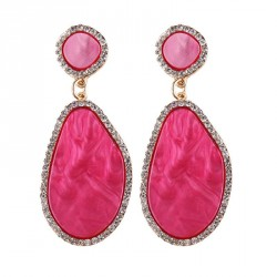 PINK GLAM EARRINGS