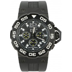 CAT ACTIVE OCEAN chronograph black rubber strap D2 163 21 131
