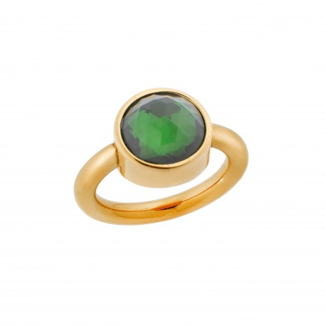 RING CRYSTAL GREEN