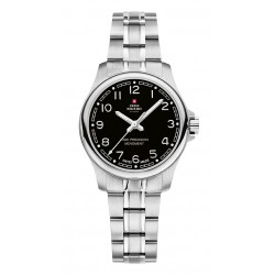 SWISS MILITARY by CHRONO Ladies stainless steel bracelet