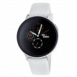 3GUYS SMARTWATCH white rubber strap 3GW5202