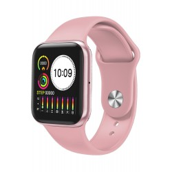3GUYS SMARTWATCH Pink - Bluetooth call 3GW8004