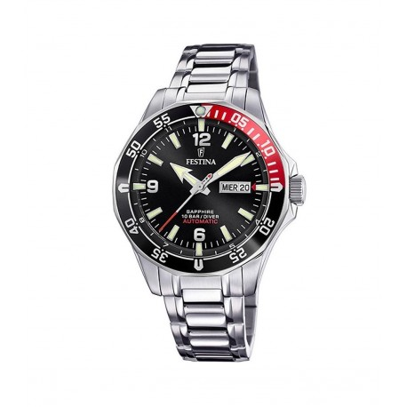 FESTINA DIVER AUTOMATIC stainless steel bracelet F20478/5