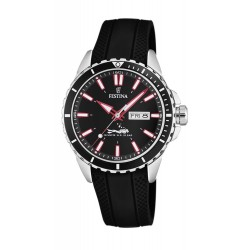 FESTINA DIVERS Black rubber strap F20378/2