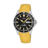 FESTINA DIVERS Yellow rubber strap F20378/4