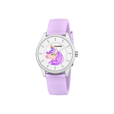 KIDS WATCH CALYPSO JUNIOR COLLECTION UNICORN 5733/Β