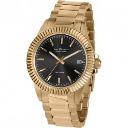 JACQUES LEMANS LA PASSION gold stainless steel LP-125Q