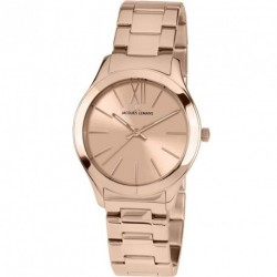 JACQUES LEMANS ROME rose gold 1-1840H