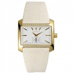 NAUTICA beige stingray leather strap A17524L