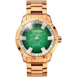 BREEZE SAFARI CHIC green dial