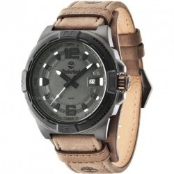 TIMBERLAND PENACOOK brown leather strap 14112JSUB61