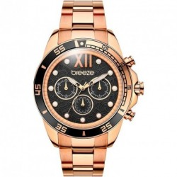 BREEZE STARBORN rose gold stainless steel