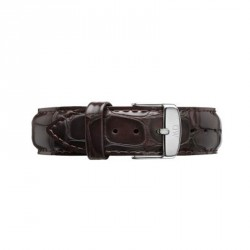 DANIEL WELLINGTON brown watch band Dapper York