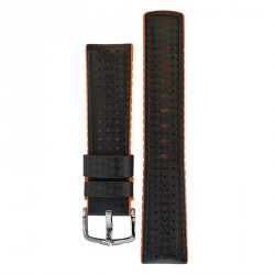 HIRSCH PERFORMANCE AYRTON BLACK-ORANGE