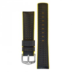 HIRSCH PERFORMANCE AYRTON BLACK-YELLOW