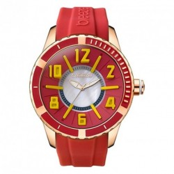 BREEZE WESTSIDE CONNECTION red rubber strap