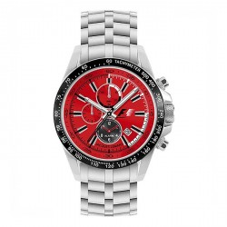 JACQUES LEMANS FORMULA 1 COLLECTION red dial F5007F