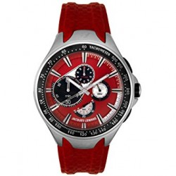 JACQUES LEMANS FORMULA 1 COLLECTION MONTE CARLO red dial