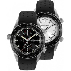 JACQUES LEMANS TURNABLE chronograph 1-1515A