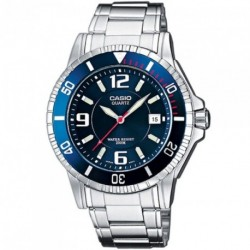 CASIO COLLECTION BLUE DIAL
