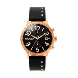 BREEZE BELLATRIX black leather strap 110681.2