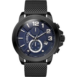 BREEZE HOMMAGE black stainless steel 810732.3