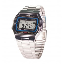 CASIO VINTAGE COLLECTION stainless steel A164WA-1VES
