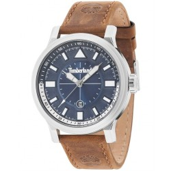 TIMBERLAND DRISCOLL brown leather strap 15248JS-03