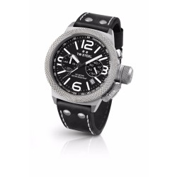 TW STEEL CANTEEN chronograph black dial