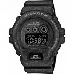 CASIO G-SHOCK GREY RUBBER STRAP