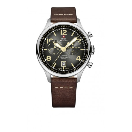 SWISS MILITARY by CHRONO Mens Vintage chronograph
