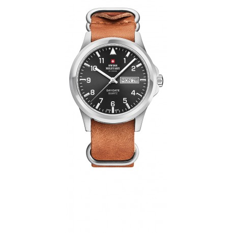 SWISS MILITARY by CHRONO Mens Vintage day-date