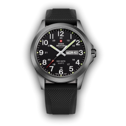 SWOSS MILITARY by CHRONO MENS DAY-DATE
