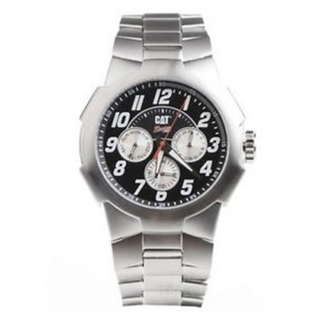 CAT RACE GRIPPER chronograph stainless steel bracelet R6 149 11 112