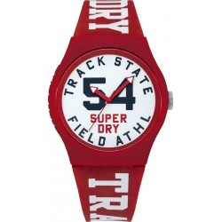 SUPERDRY URBAN unisex red SYG182WR