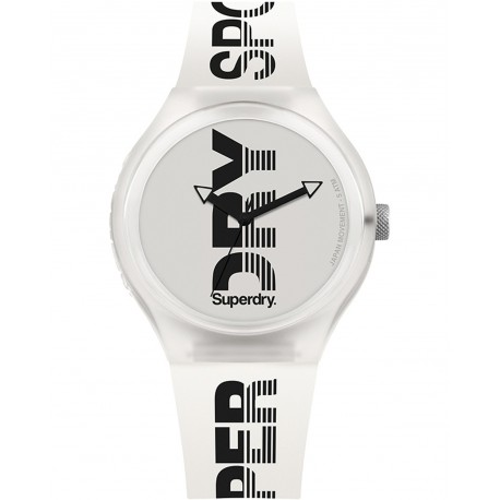 SUPERDRY URBAN unisex white SYG189W