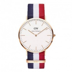 DANIEL WELLINGTON CLASSIC CAMBRIDGE rose gold
