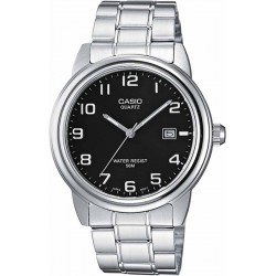 CASIO COLLECTION NEOBRITE black dial MTP-1221A-1AVEF