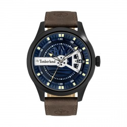 TIMBERLAND NORTHBRIDGE brown leather strap TBL.15930JSB/03