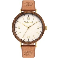 TIMBERLAND NAYSON brown leather strap TBL.15958MYGBN/07