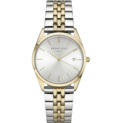 ROSEFIELD THE ACE two-tone stainless steel bracelet ACSGD-A01