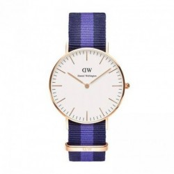 DANIEL WELLINGTON CLASSIC SWANSEA rose gold 0504DW